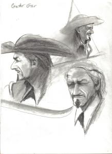 early sketches of