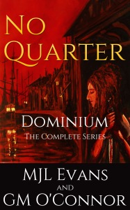 No Quarter Complete Series